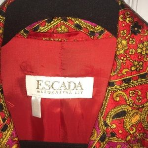 Escada  Women sports jacket